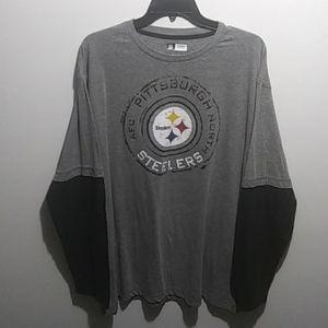 NFL Pittsburgh Steelers long sleeve top